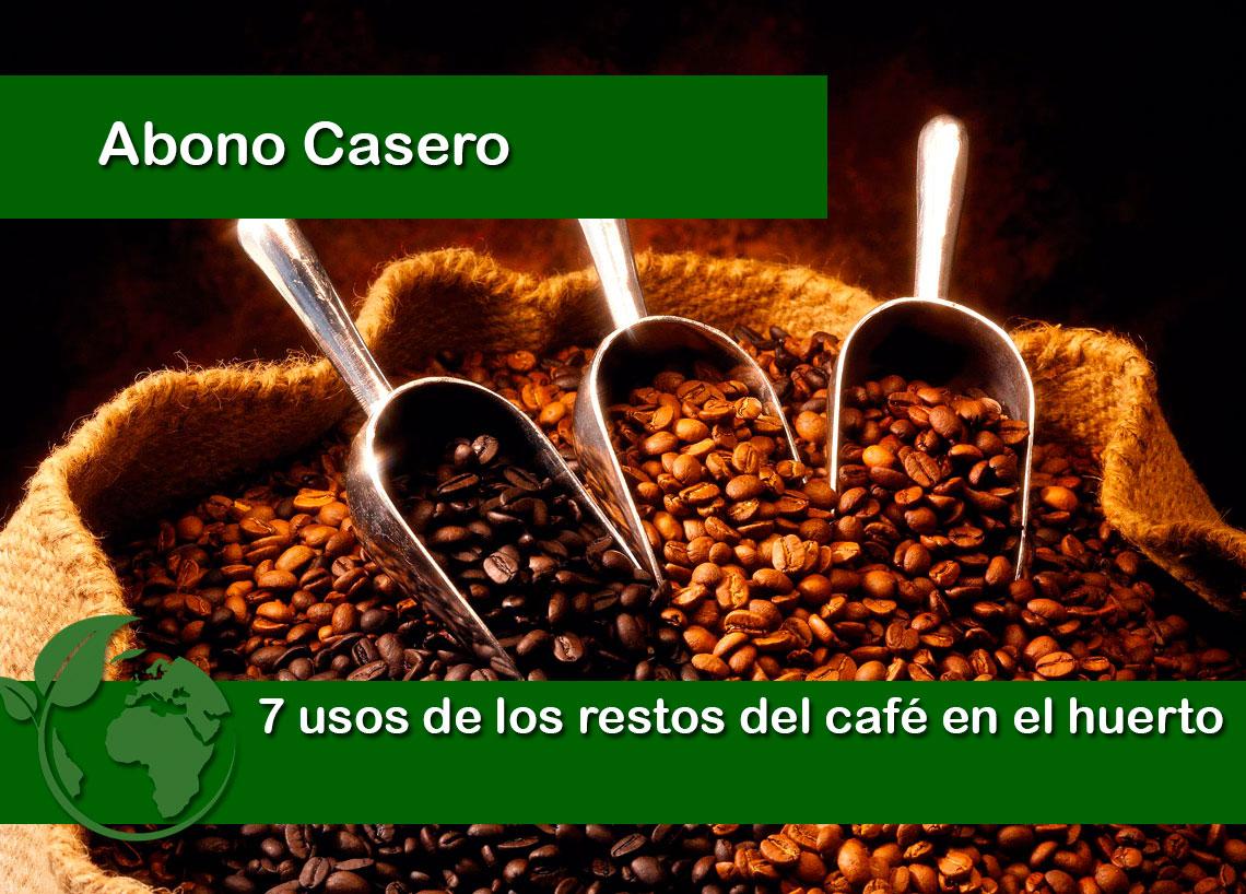 El café en el huerto